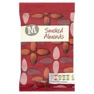 Morrisons Smoked Almonds 100g