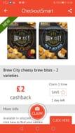 Free Brew City Cheesy Bites