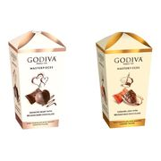 Various Godiva Masterpiece Chocolate Boxes from £2.49 at Home Bargains