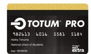 NUS /TOTUM Pro Card for All (Via Acca Student) £16.49 Delivered at Totum