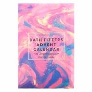 Bath Fizzers Advent Calendar £4.99 Home Bargains Instore & Online with a P&p