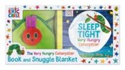 The Very Hungry Caterpillar Book and Snuggle Blanket (Free Delivery)
