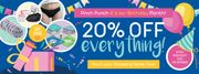 Cheeky 20% Off