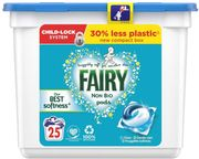 Fairy Non Bio Pods Washing Liquid Capsules for Sensitive Skin 25 Washes