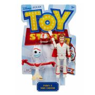 Disney Pixar Toy Story Forky & Duke Caboom Figure Set