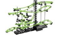 Soka Glow-in-the-Dark 195-Piece Marble Run Rollercoaster Construction Set