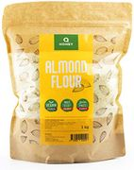 Almond Flour 1 Kg, Gluten-Free 100%, Extra Blanched Natural Almond Flour