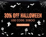 30% off Barry M Halloween Collection