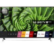 """LG 55"""" Smart 4K Ultra HD HDR LED TV with Google & Alexa £499 with Code"""