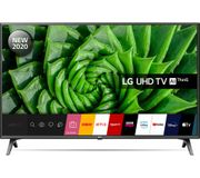 """LG 50"""" Smart 4K Ultra HD HDR LED TV with Google & Alexa £449 with Code"""