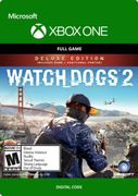 WATCH DOGS 2 - DELUXE EDITION XBOX ONE - Only £12.99!