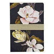 Ted BakerBlack Opal A5 Notebook and Sticky Notes