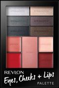 Revlon Eye Cheek & Lip Palettes Assorted Shades