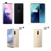 OnePlus 7T Pro 256GB Blue Unlocked Smartphone - Only £369.99!