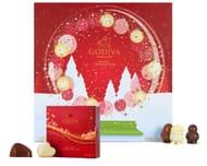 Godiva | Buy 1, Get 1 FREE Advent Calendars