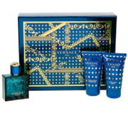 Versace Eros Pour Homme Gift Set 50ml Eau De Toilette Delivered
