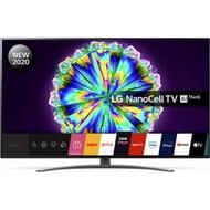 LG 49 Inch 49NANO86 Smart 4K Ultra HD LED TV with HDR - £579 at Argos