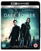 The Dark Tower (4K Ultra HD/Blu-Ray/Digital Download) - Only £6.95!