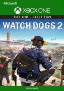[Xbox One] Watch Dogs 2 Deluxe Edition