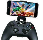 Mobile Gaming Clip for Xbox One Controller Phone Mount Support Clip
