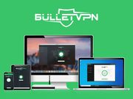 Bullet VPN - Lifetime License (Android, Windows, Mac, Linux, iOS)