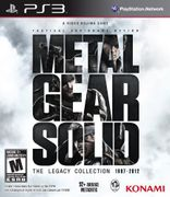 Metal Gear Solid: Legacy Collection (PS3)