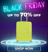 American Tourister Black Friday Upto 70% off Sale