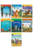 Julia Donaldson and Axel Scheffler Early Readers Pack X 7 - save £19.94