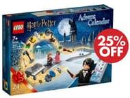 Lego Harry Potter Advent Calendar 2020 - Free Click & Collect