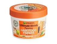 Garnier Ultimate Blends Hair Food Papaya Hair Mask 390ml All Varieties