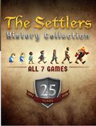 The Settlers History Collection 7 Games - Only £11.9!