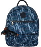 KIPLING Blue Compact Backpack
