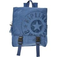 KIPLING Blue Branded Backpack