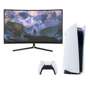 "Sony PlayStation 5 Console 1TB with 31.5"" 4K Gaming Monitor £999.97"