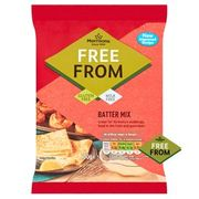 Free from Batter Mix