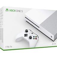 Xbox One S 1TB + White Xbox Controller, 1mth Xbox Game Pass & 14 Days Xbox Live