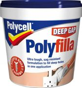 Polyfilla Deep Fill Holes 1kg Tub
