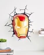 Iron Man 3 Face Light