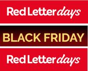 Red Letter Days - Black Friday - EXTRA 15% OFF