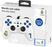 Subsonic Wired Controller - Real Madrid Themed (Nintendo)