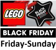 LEGO SHOP - Black Friday Deals