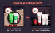 2 Gifts Just for You When You Spend £50 or £90.
