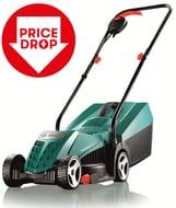 SAVE £37.70! Bosch Rotak 32R Electric Rotary Lawnmower with 32 Cm Cut