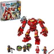 LEGO Marvel Avengers - Iron Man Hulkbuster vs. A.I.M. Agent (76164 )
