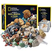 National Geographic Rocks and Fossils Kit - Only £20.99!