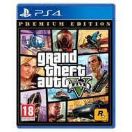 GTA V - PREMIUM [Digital Download from PS Store]