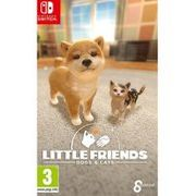 Nintendo Switch: Little Friends Dogs and Cats