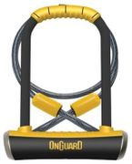 OnGuard Pitbull DT Shackle U-Lock plus Cable - Only £28.99!