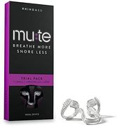 Win 1 of 20 Trial Packs of Mute (An Anti-Snoring Device)