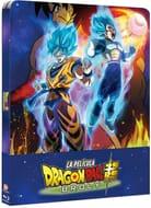 Dragon Ball Super: Broly - Steelbook Edition (Spanish Import) (Blu-ray)